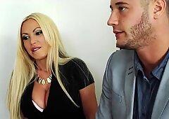 Smoking hot Nikki Benz pleasures dick with great passion - Nikki Hot
