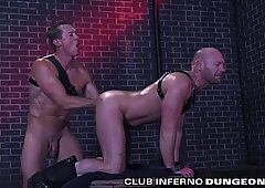 ClubInferno Pierce Paris Dominates and Fists His New Sub Part II