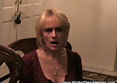First Time Blowjob For Amateur Granny