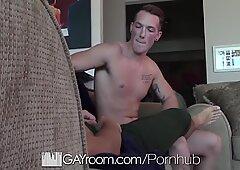 GayRoom - Step Brothers Jackson Cooper and David Plaza