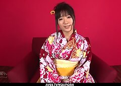 Chiharu perfect wife sex in fabulous adult home scenes - More at 69avs.com