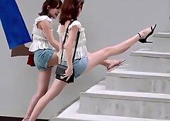 Chinese Sexy Girl of Tik Tok,dance Sxey Hot