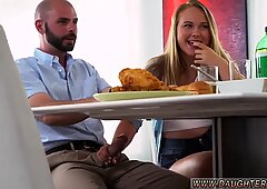 Chinese partner  pal s daughter and step daddy teen Alyssa Gets Her Way With Daddy s - Alyssa Cole