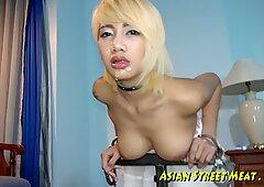 Tall Thai chick enjoyment Of Tight bulls eye