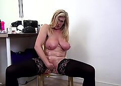 MOTHER OF THE DAY loves extreme fetish things