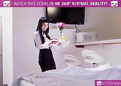 VRBangers.com - Room service Japanese girl VR PORN