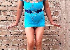 Soy Luisa travesti lesviana de Ica, exibiendo mi cuerpo femenino como arte erotico...