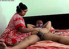 BBW Aunty
