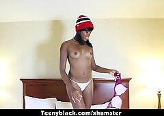 TeenyBlack - Karma May's First Porn Scene!