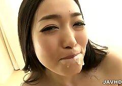 Steamy  Ryu Enami amazes with her dirty porn skills
