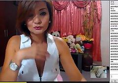 cum for webcam girl 4
