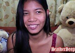 16 week pregnant thai teen heather deep dido creamy squirt