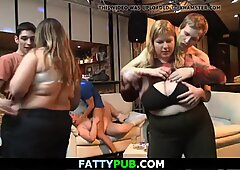 He romps humungous mammories plumper at bbw party