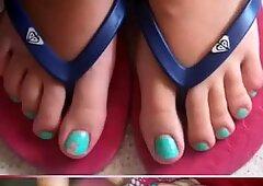 Cum I'm Feet Amateur