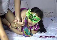 XXX Adult Of Newbie Desi MILF Velamma Bhabhi