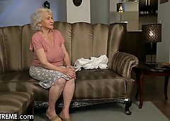 Helping The Granny Next Door - 21Sextreme
