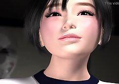 Queen Bitch facialized by Ganondorf 3D