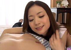 Mayuka Akimoto needs cock in her mouth - More at Slurpjp.com