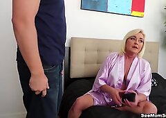 Step Mom Revenge Blowjob - SeeMomSuck