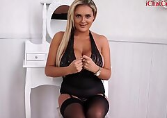 joi ginormous handle for your job promotion - virtual orgy