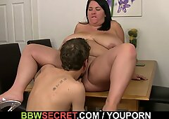 Husband caught cheating with fatty