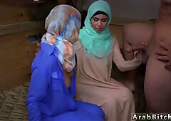 Mature arab mom first time Operation Pussy Run!