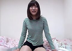 Japanese Girl Showing Her Pussy