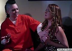 Babe Rachael Madori and milf Elexis is making a harsh lesbian sex - Rachael Rae