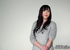 JAVHUB Kirari Suzumori gets fucked at her photoshoot