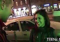 Needy youthfull amater shares man-meat with mommy in non-professional vid