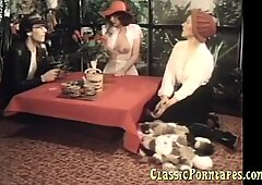 Vintage Pissing Clip