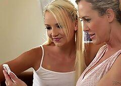 Carmen Callaway and Brandi Love Mommys Girl