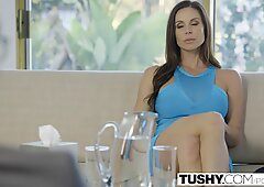 TUSHY Kendra eagerness first-ever assfuck!
