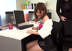 Superb Japanese classroom porn - More at Japanesemamas.com