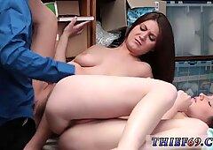 Russian teen brunette threesome first time Petty Theft - Jojo Kiss