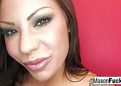 Mason Moore gets her slit and arse plowed in this Puba Exclusive