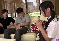 Teen Japanese gets started - More at Slurpjp com
