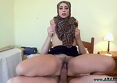 Muslim cuckold and arab girl with pig tails No Money, No Problem