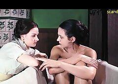 Asia Argento Nude Scene In Dracula Movie ScandalPlanet.Com