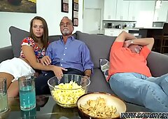 Japan pal s daughter tv show xxx Liza and Glen hammer the bases