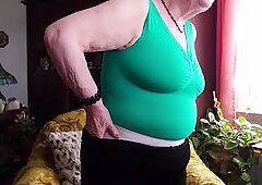 OmaGeiL Tons of Amateur Granny Pictures in Video