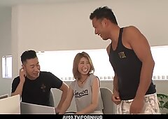 Kanako Kimura tries dick in all possible ways