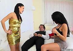 Scheming Stepmom Seduces Teen Boyfriend