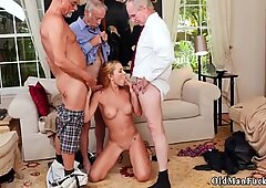 Old fat creampie and lady fucks young Frannkie And The Gang Tag Team A Door To Door - Lady A.