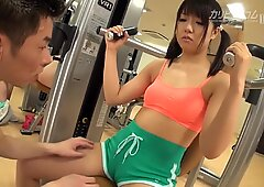 Fitness doll