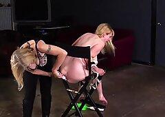 ticklish backside