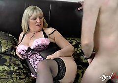 AgedLove Two big cocks in horny Alisha Rydes